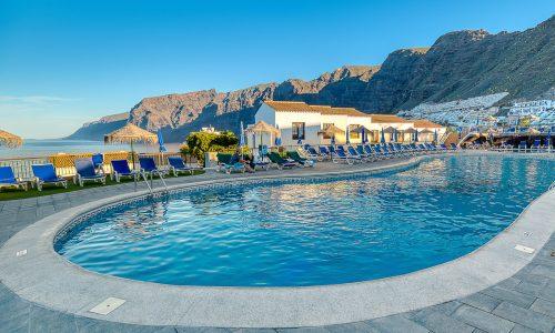 Hotel Rosas Pool Mountain