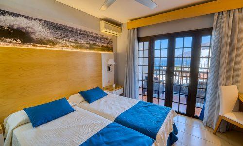 Hotel Rosas Bedroom