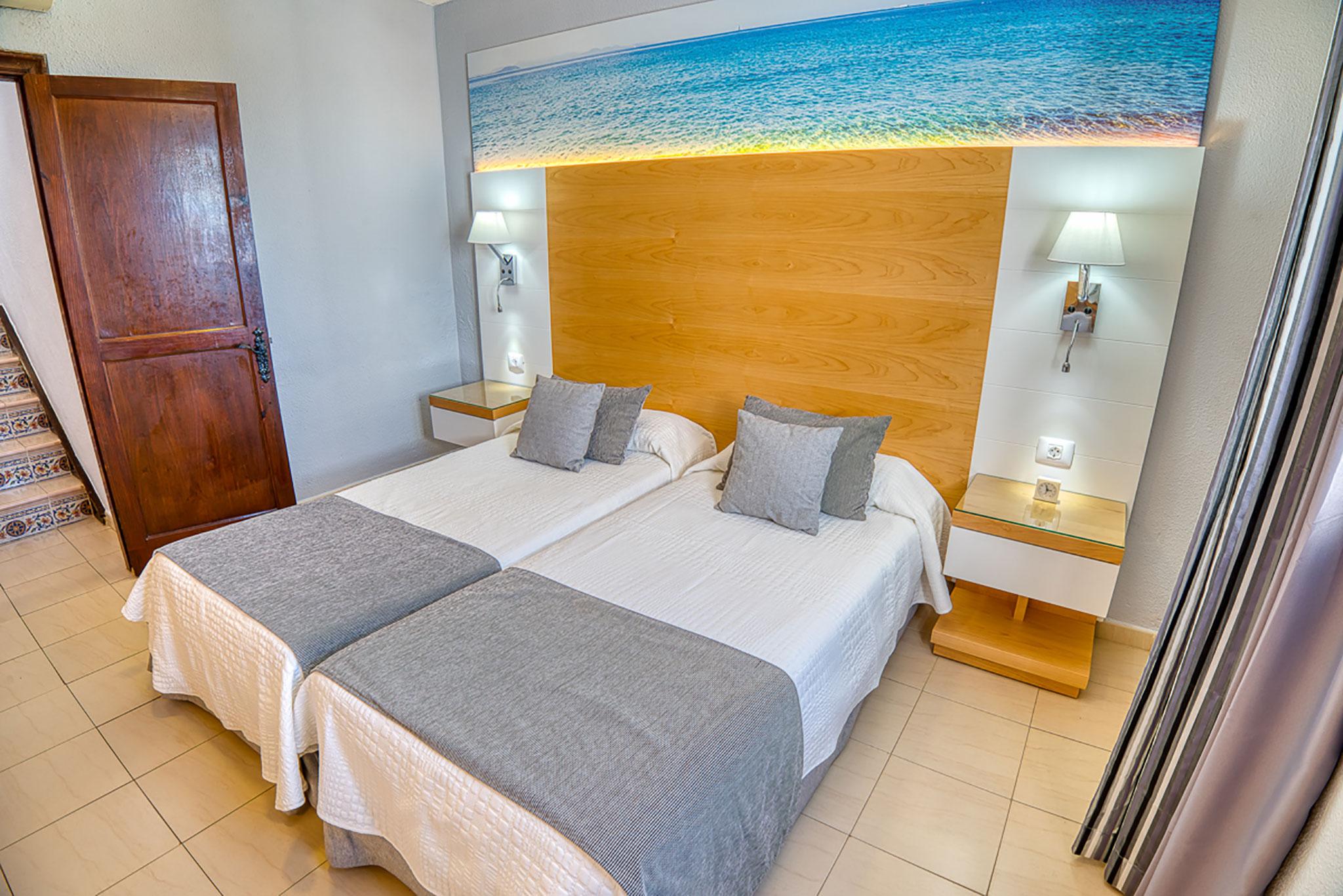 Hotel Rosas Bedroom Apartment