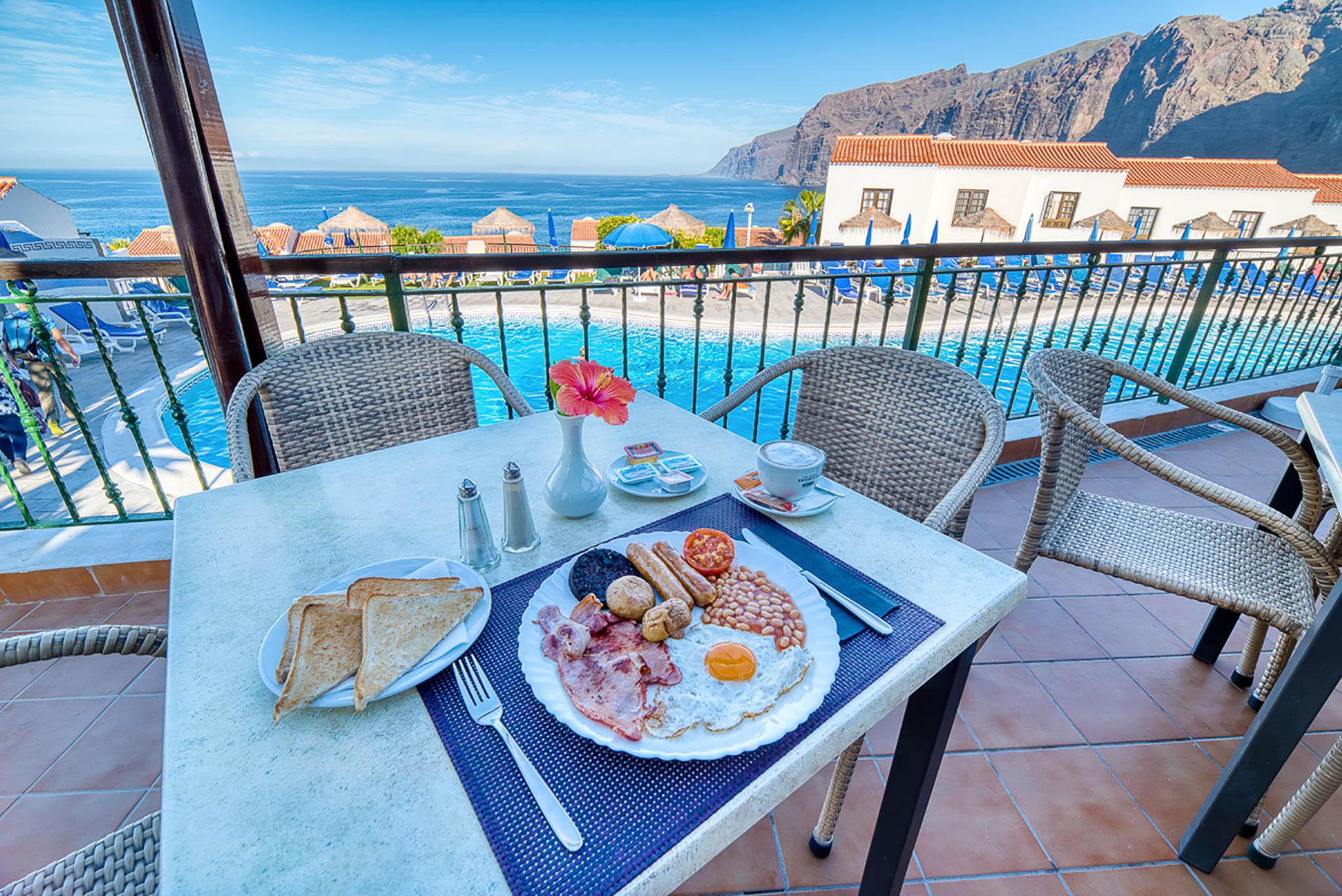 Hotel Rosas Breakfast