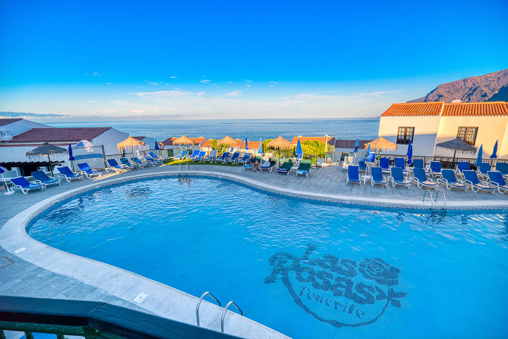 Hotel Rosas Pool (2)