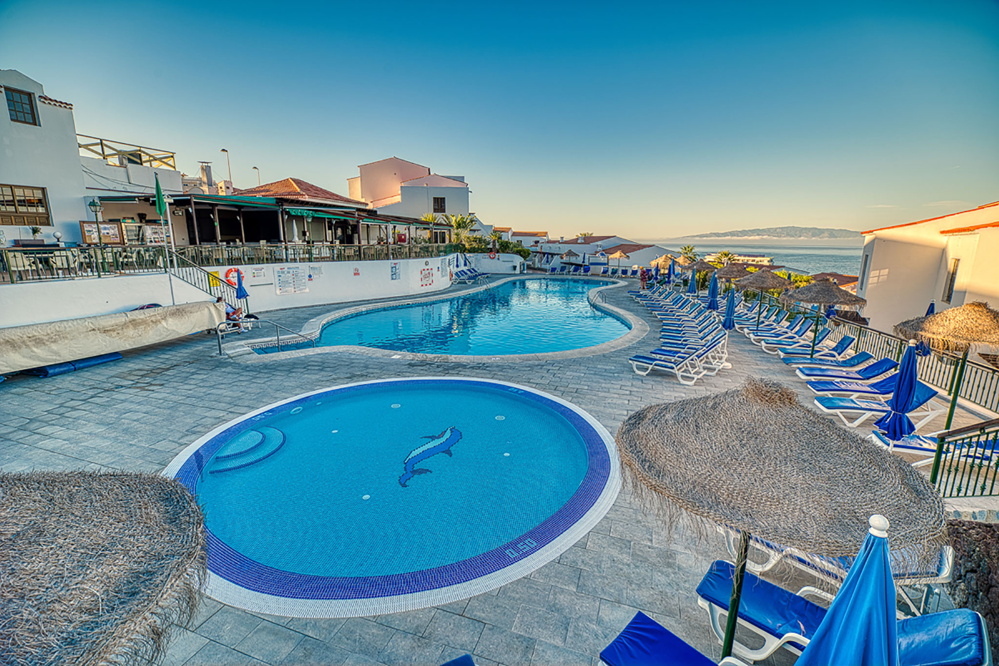 Hotel Rosas Pool
