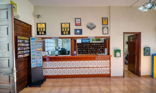 Hotel Rosas Reception